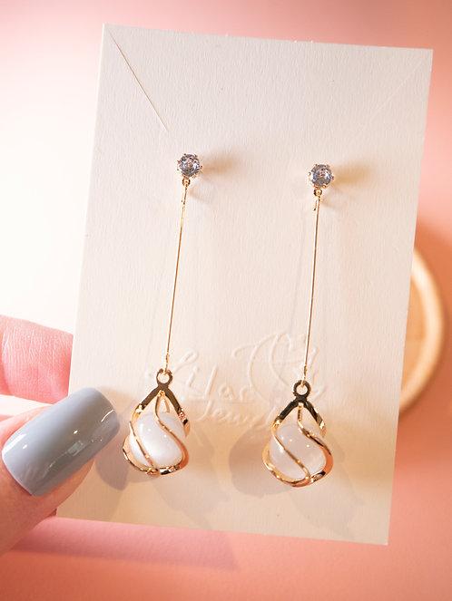 The Ice Drop Earrings