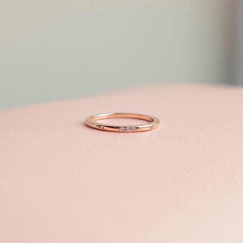 The Dearest Baby Ring