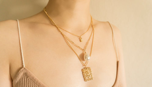 Forever Rose Necklaces