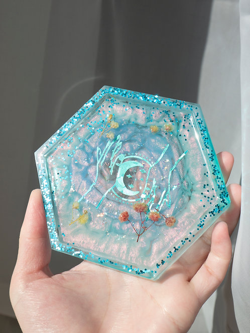 Hold the Moon Jewelry Tray