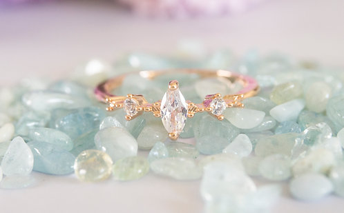 The Clear Heart Rings