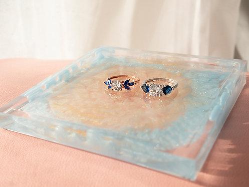 The Aegean Sea Jewelry Tray