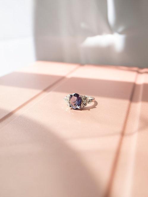 The Fuchsia Ring