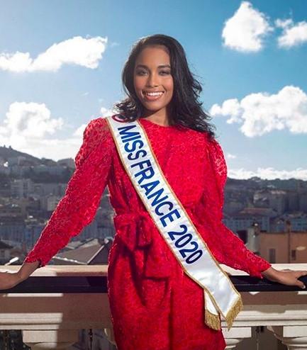 Miss France 2020 Clémence Botino