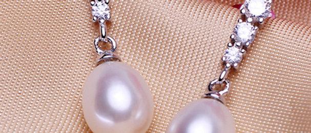 Ohrringe aus Silber