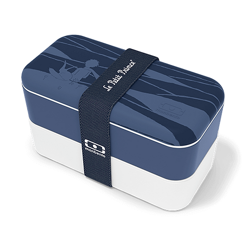 MB Original Bento-Box, Graphic, Der Kleine Prinz® - Wüste