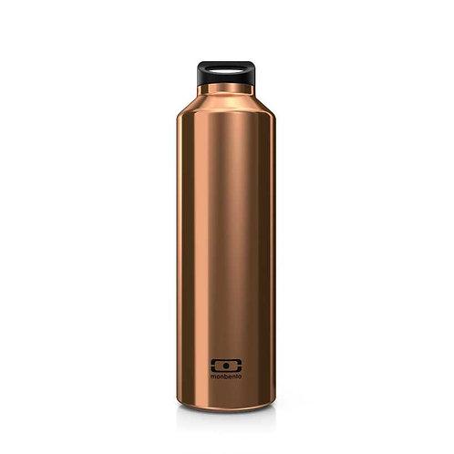 Thermosflasche, 50 cl, Kupfer glänzend
