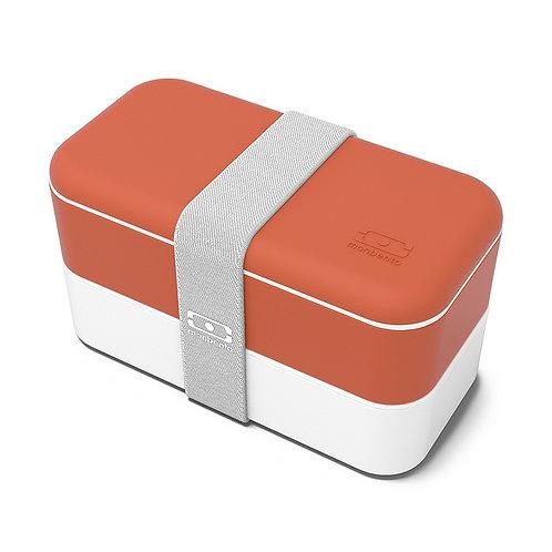 MB Original Bento-Box, Brique/Weiss