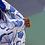 Thumbnail: Pochette Tasche M, Graphic, Ginkgo