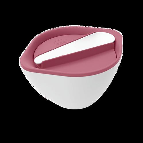 Doppelseitige Schale, Blush-Pink
