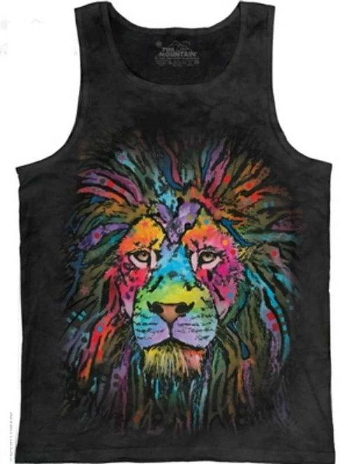 TANKTOP - Löwe mit Mähne