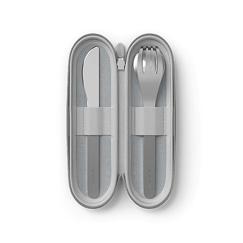 MB Slim Nest Edelstahl mit Messer