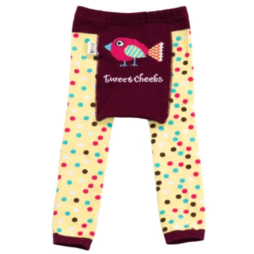 Tweet Cheeks Leggings Baby