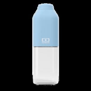 Flasche Tritan M, 50 cl, Kristall-Blau