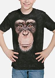 T-Shirt Schimpanze