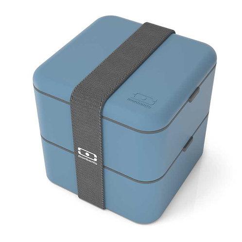 MB Square Bento-Box, Denim