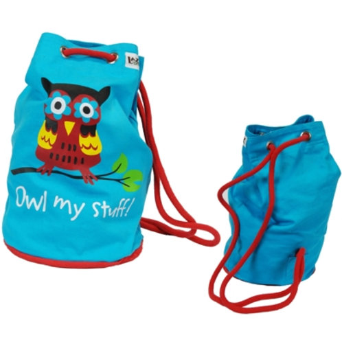 Owl My Stuff Bag Tasche
