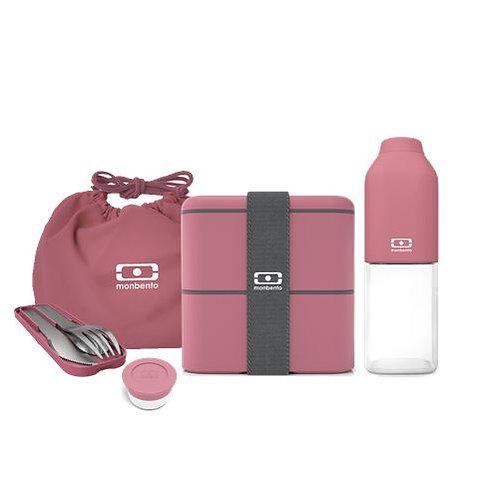 MIDI Geschenkset Square, Blush-Pink