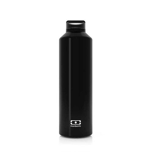 Thermosflasche, 50 cl, Schwarz glänzend
