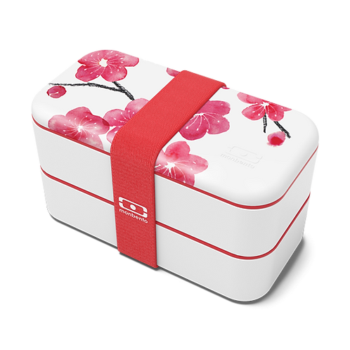 MB Original Bento-Box, Graphic Edition, Blossom