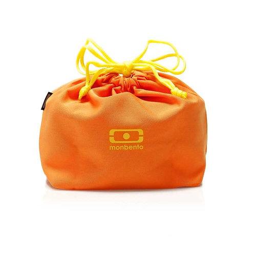 Pochette Tasche M, Orange