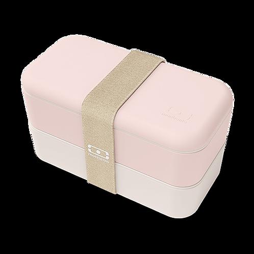 MB Original Bento-Box, Natur-Zartrosa/Crème
