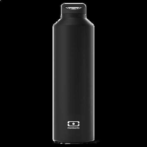 Thermosflasche, 50 cl, Schwarz matt