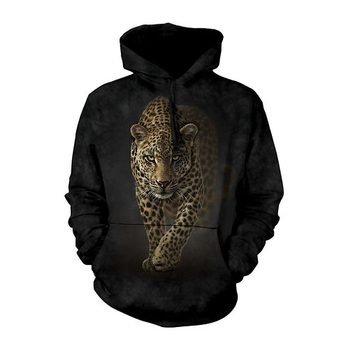 HOODIE - Wilder Leopard