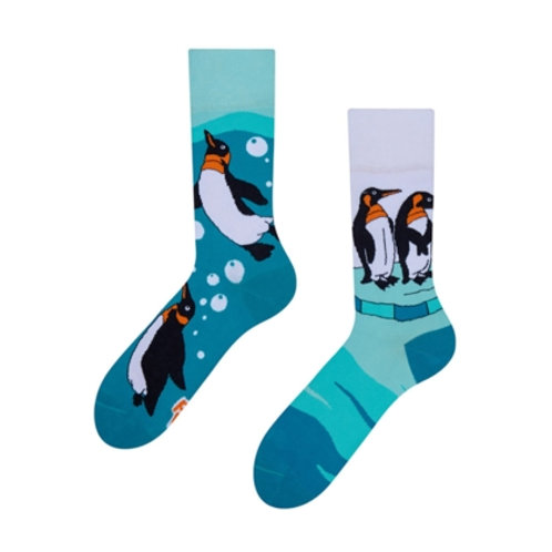 Pinguine Gute Laune Socken, Erwachsene