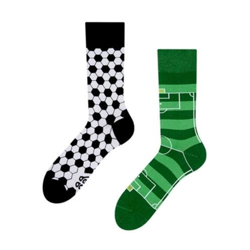 Fussball Gute Laune Socken, Erwachsene