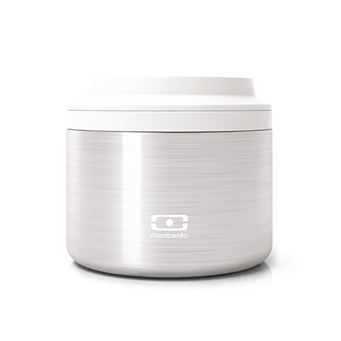 MB Element Thermos-Bento-Box, Silber