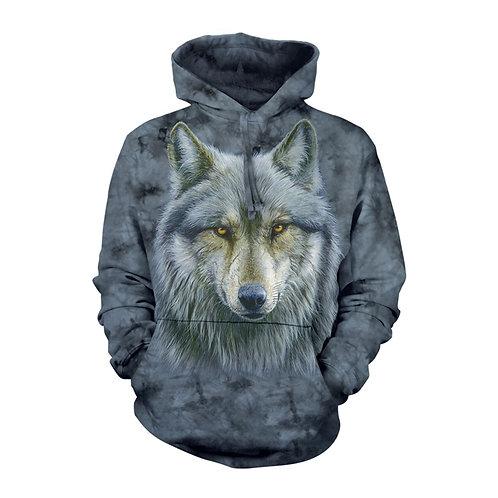 HOODIE - Krieger Wolf