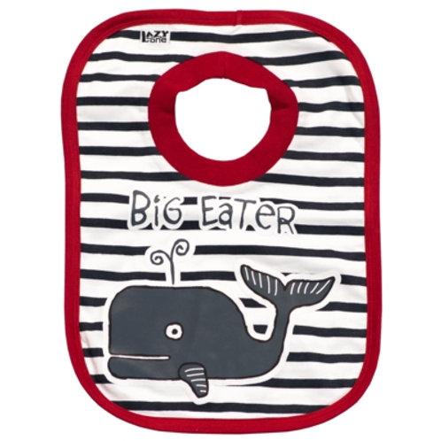 Big Eater Wal Lätzchen