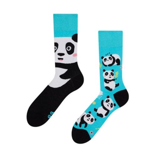 Panda Gute Laune Socken, Erwachsene
