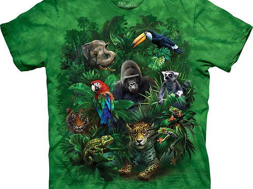 Dschungel Freunde