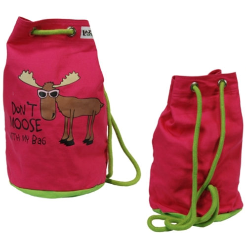 Don't Moose With My Bag Tasche