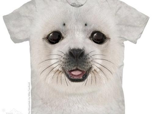 Baby Seehund (Gesicht)