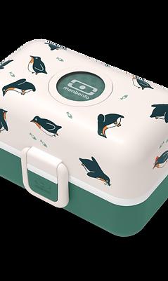 MB Tresor Kinder Bento-Box, Graphic, Pinguine