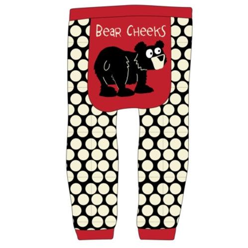 Bear Cheeks Leggings Baby
