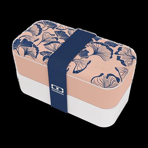 MB Original Bento-Box, Graphic Edition, Ginkgo