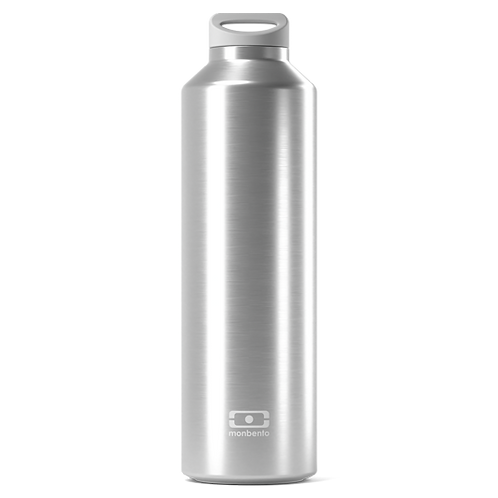 Thermosflasche, 50 cl, Silber