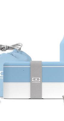 MIDI Geschenkset Original, Kristall-Blau & Coton