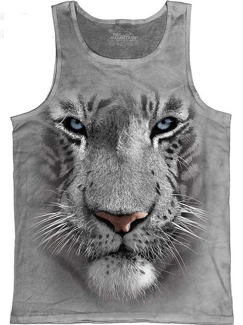 TANKTOP - Weisser Tiger