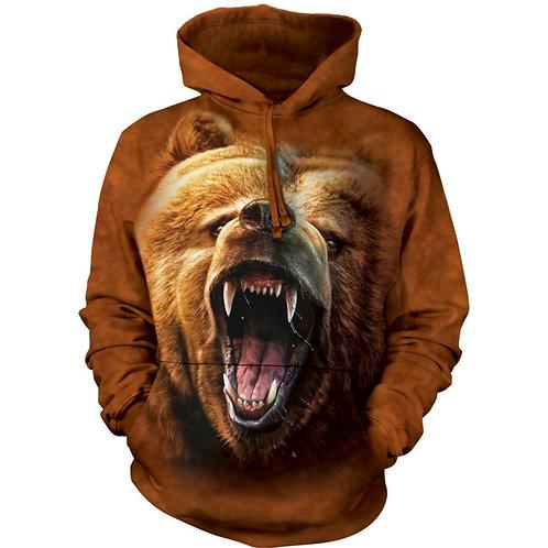 HOODIE - Grizzlybär