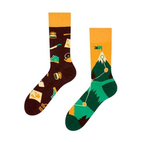 Wandern Gute Laune Socken, Erwachsene