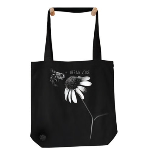 Tragtasche Biene - Be My Voice