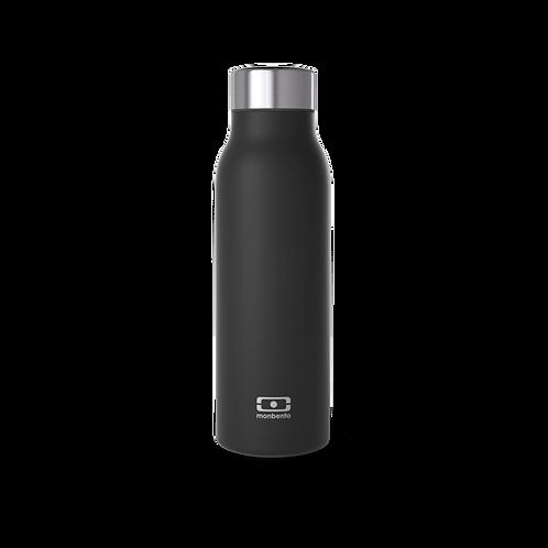 Genius Thermosflasche, 50cl, Onyx-Schwarz
