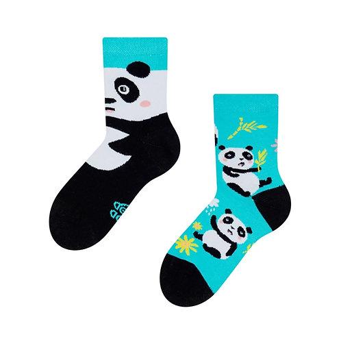 Panda Gute Laune Socken, Kind