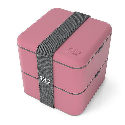 MB Square Bento-Box, Blush