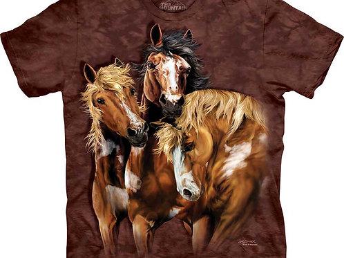 Finde 8 Pferde
